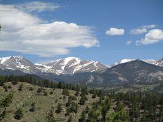 Estas Park, Colorado- photo taken by Sarah Brooks