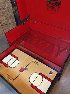 Jordan Shoe Box Storage, Giant Shoe Box Storage, Shoe Storage, Storage Boxes, Shoe Box Design, Storage Design, Basketball Room, Custom Basketball, Sneaker Storage