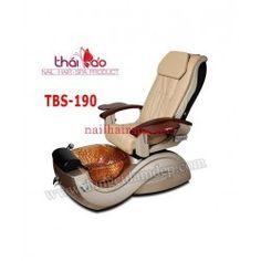Ghe Spa Pedicure TBS190 Ghế Spa Pedicure là sản phẩm ghế chuyên nghiệp đang được rất ưa chuộng bởi các Nail Salon trên toàn thế giới. Ghế là sự kết hợp hoàn hảo giữa ghế nail thông thường cùng với ghế massage.