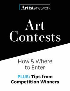 Your FREE Guide on How and Where to Enter Art Competitions