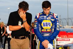 Absolutely love this photo of Chase Elliott