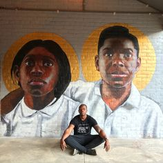 Harlem Renaissance Artists, American Gods, Black Artists, American Artists, Detroit, Street Art, African, Culture, History