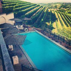 Villa + Vineyard in Piemonte, Italy