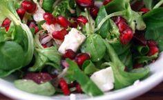 Γιορτινές συνταγές για σαλάτες 6 Salad Dressing Recipes, Salad Recipes, Imitation Crab Salad, Onion Relish, Greek Recipes, Seafood, Side Dishes, Cabbage, Salads