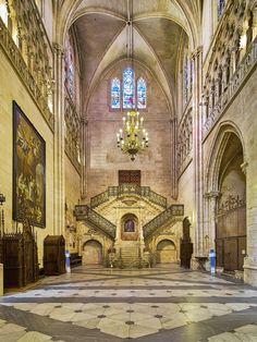 Barcelona Cathedral, Renaissance, Medieval, Spanish, Europe, Building, Travel, Saints, Renaissance Art