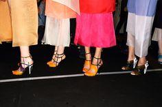 GREAT FENDI backstage diary by Sonny Vandevelde | Milan Fashion Week - NYTimes.com