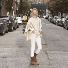 Stylish and warm: style your uggs