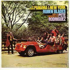 Rubén Blades - De Panama a Nueva York