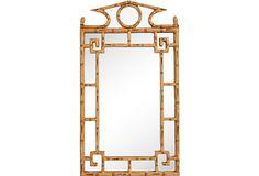 Grecian-Style Mirror