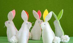 Easy Easter crafts for kids of preschoolers