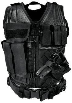 VISM by NcStar Tactical Vest, Black, X-Large - Fits two Full Size AR15 M4 SIG556 SIG522 Ruger SR22 SR556 Mini14 Ranch Rifle Kel-Tec SU16 SU22 Hi-Point 4095 4595 9mm .40 .45 Carbine m1surplus http://www.amazon.com/dp/B00BXV4WA4/ref=cm_sw_r_pi_dp_CkQjwb0EJH24J