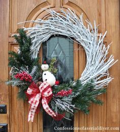 Classy and easy to make wreath that will brighten up every front door! Description from stayglam.com. I searched for this on bing.com/images