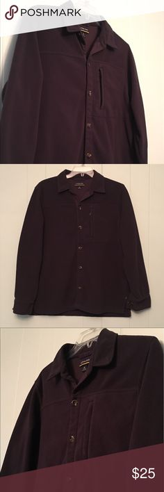 Lands' End Black Fleece Jacket Brand:  Lands End Condition:  This item is in Good Pre-Owned Condition! There are NO Major Flaws with this item, and is free and clear of any Noticeable Stains, Rips, Tears or Pulls of fabric. Overall This Piece Looks Great and you will love it at a fraction of the price!  Size: Medium 38-40  💥Top Rated Seller 💥Top 10% Sharer 💥Posh Mentor 💥Super Fast Shipper Lands' End Jackets & Coats