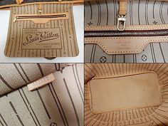 Auth-Louis-Vuitton-Monogram-Neverfull-MM-Bag-AR2077-Browns-FS-Pre-Owned