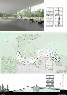 Hotel Liesma Proposal / Nobutaka Ashihara Architect | ArchDaily