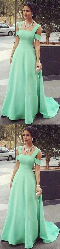 Prom Dresses Ball Gown, Mint Green A Line Off Shoulder Satin Long Prom Dresses Evening Dresses, from the ever-popular high-low prom dresses, to fun and flirty short prom dresses and elegant long prom gowns. Homecoming Dresses, Bridesmaid Dresses, Wedding Dresses, Make Your Own Dress, Evening Dresses, Formal Dresses, Popular Dresses, Short Prom, Satin