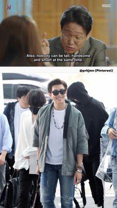 Bts Memes Hilarious, Bts Funny Videos, Namjoon, Hoseok, Taehyung, Rapmon, Bts Qoutes, Bts Facts, Drama Memes