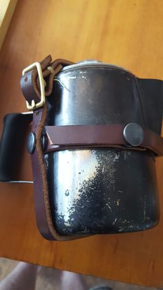Made a New strap for my Coffee pot