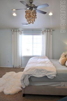 Ceiling Fan Light Kit Chandelier  Chandeliers  Pinterest  Fan Mesmerizing Bedroom Chandelier Design Inspiration