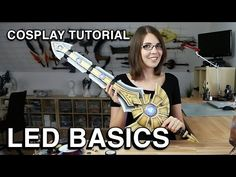 Useful and instructional Cosplay Tutorial Videos by Kamui Cosplay. Listen to talks, tools and materials tips or watch full costume project builds! Cosplay Weapons, Cosplay Armor, Cosplay Diy, Cosplay Makeup, Cosplay Outfits, Halloween Cosplay, Steampunk Cosplay, Halloween Makeup, Costume Armour