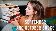 SEPTEMBER AND OCTOBER BOOKS   sunbeamsjess