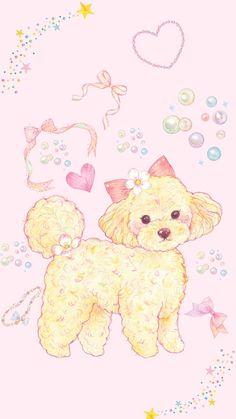 Pretty poodle