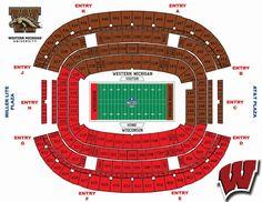 The Stylish cotton bowl stadium seating chart Paul Brown Stadium, Live Comedy, Cotton Bowl, Football Ticket, Western Michigan, Stadium Seats, Seating Charts, Sports And Politics, Las Vegas