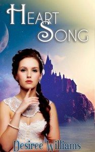 Cover Reveal – Heart Song by Desiree Williams