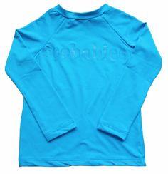 Camiseta manga longa com proteção FPU50+ - Baby Fashion & Fun