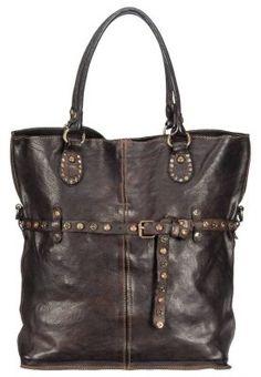 TRIGNO - Shopping Bag - grigio