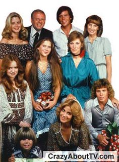 """Eight is Enough...HECK, I WOULD HAVE STOPPED WAY BEFORE THAT AND CALLED IT """"THREE IS ENOUGH""""...still I loved this show!"""