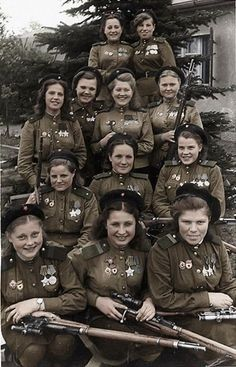 cecchini russi (donne) quasi 80 a testa, circa 800 centri...