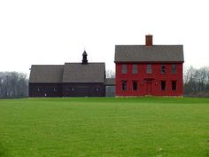 colonial homesteads - Google Search