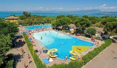 4 sterren Camping San Vito & Cisano in Cisano di Bardolino Vito, Campsite, Bungalows, Tent, Golf Courses, Dolores Park, Outdoor Decor, Travel, Strand Camping