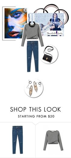 """Beautifulhalo*32"" by mirelagrapkic ❤ liked on Polyvore featuring First People First, beautifulhalo and bhalo"