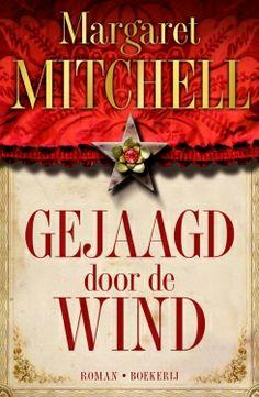 Gejaagd door de wind  -  Auteur: Margaret Mitchell De klassieker aller tijden, prachtig verhaal speelt rond 1800. Amerikaanse burgeroorlog. Mijn waardering 5 sterren (geen recensie van geschreven)