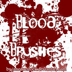 Blood 18 - Download  Photoshop brush https://www.123freebrushes.com/blood-18/ , Published in #BloodSplatter, #GrungeSplatter. More Free Grunge & Splatter Brushes, http://www.123freebrushes.com/free-brushes/grunge-splatter/ | #123freebrushes