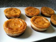 Pumpkin Cheesecake with Graham Cracker Crust #vegan by becky