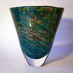 James Fletcher. Copper and silver colours. #glass #art #artist #natureart #inspiration #homedecor #handmade #interiordesign #decoration