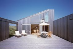 C.F. Møller Architects: Summer house at Kandestederne - Thisispaper Magazine