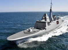 Via Reuters PARIS (Reuters) - France and Italy forged a military shipbuilding alliance on Friday, as state-controlled Naval Group and… Aquitaine, French Marine, Belle France, Cruise Missile, Navy Marine, Armada, Navy Ships, Aircraft Carrier, Royal Navy