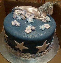 unicorn cake..made by lerrin@sweetart