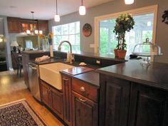 Kitchen by Premier Design & Cabinetry