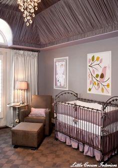 Simplified Bee®: Girly, Girl Baby Nursery Rooms