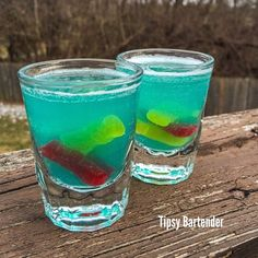 Drunk Kids Drowning! For the recipe, visit us here: www.TipsyBartender.com