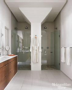 Don't like the separate showers, but I do like the rainshower shower head and multiple shower heads.