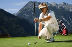 golf - aktiv im brandnertal - vorarlberg - sommer im Hotel Walliserhof