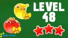 Farm Heroes Super Saga - 3 Stars Walkthrough Level 48