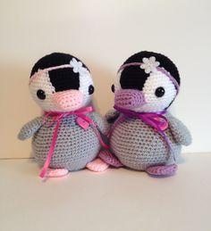 1000+ images about amigurumi penguins on Pinterest ...