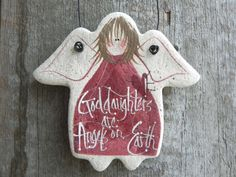 god daughters poems goddaughter gift with hearts flowers
